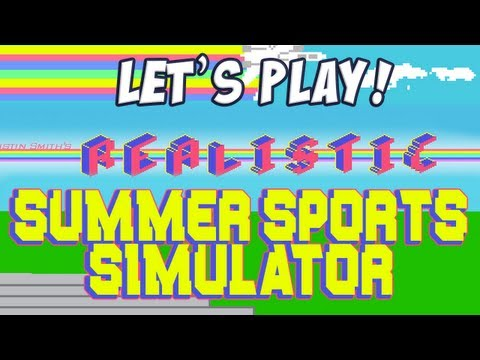 BlueXephos - The boys take to the field for some awesome summer sports! This is an amazing game from Justin Smith, the creator of Enviro-bear and you can get it for free ...
