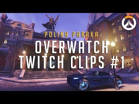 Overwatch: Twitch Clips #1