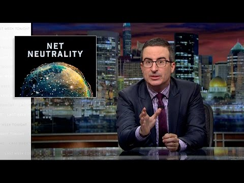 John Oliver Explains Why Net Neutrality Is Important to Anyone Who Wants Equal Access to