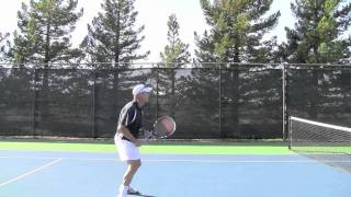 Tennis Highlights, Video - Volleys Lesson - The Drop Volley