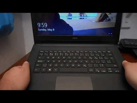 "Dell 3000 14"" 3452 Pentium N3700 design overview"