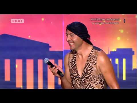 Video - Ελλάδα Έχεις Ταλέντο: Η απίστευτη ατάκα του Τανιμανίδη για την Ελένη και τον Ματέο