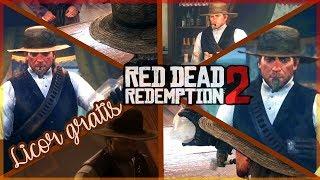 LICOR GRATIS!!! - RED DEAD REDEMPTION 2 #7