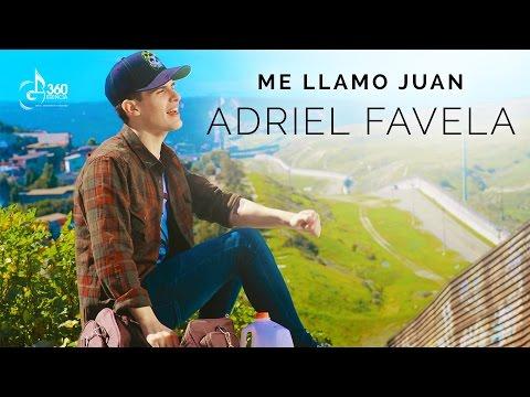 Letra Me Llamo Juan Adriel Favela