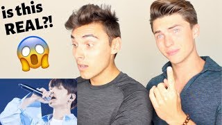 Video Singers React to BTS - Best High Notes and Falsettos (Live) Compilation (Part 1) download in MP3, 3GP, MP4, WEBM, AVI, FLV January 2017
