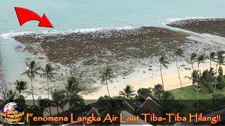 Video Air Laut Tiba² 'Hilang' ini Bikin Warga Gempar!! Tak Disangka Penyebabnya.... Langka! MP3, 3GP, MP4, WEBM, AVI, FLV April 2019
