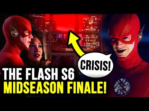 Goodbye Bloodwork...Time For CRISIS! - The Flash Season 6 Episode 8 REVIEW