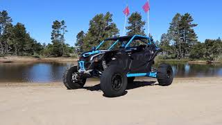 6. Can-Am Maverick X3 X RC in the Oregon Dunes