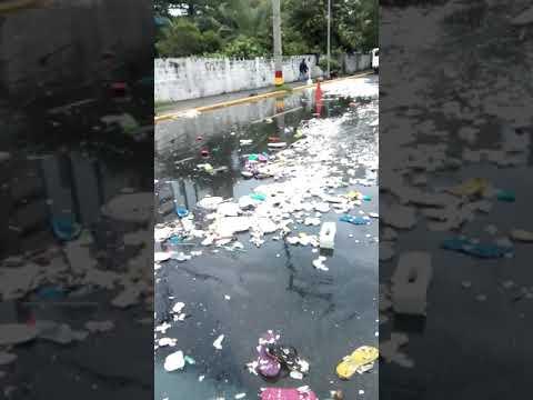 Manila Bay Garbage 2018