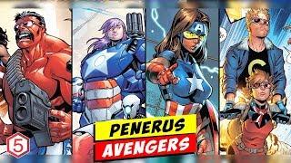 Download Video Setelah Avengers: End game , inilah Avengers Baru Generasi Penerus Para Avengers Lama MP3 3GP MP4