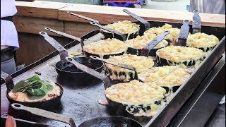 Video Street Food at Partridges Market, London. Melted Cheese, Huge Beef, Oysters and More MP3, 3GP, MP4, WEBM, AVI, FLV Februari 2019