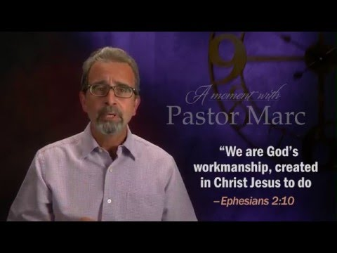 "A Moment with Pastor Marc #33<br /><strong>""Potential""</strong>"