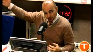 Сергей Насибян в прямом эфире на радио Маяк 31.03.13