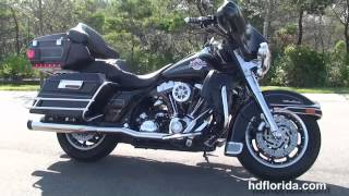 7. Used 2007 Harley Davidson Ultra Classic Electra Glide Motorcycles for sale