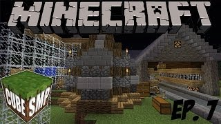 Cube SMP - Minecraft Cube SMP: Zombie Pigman Chicken Jockey! - Episode 7