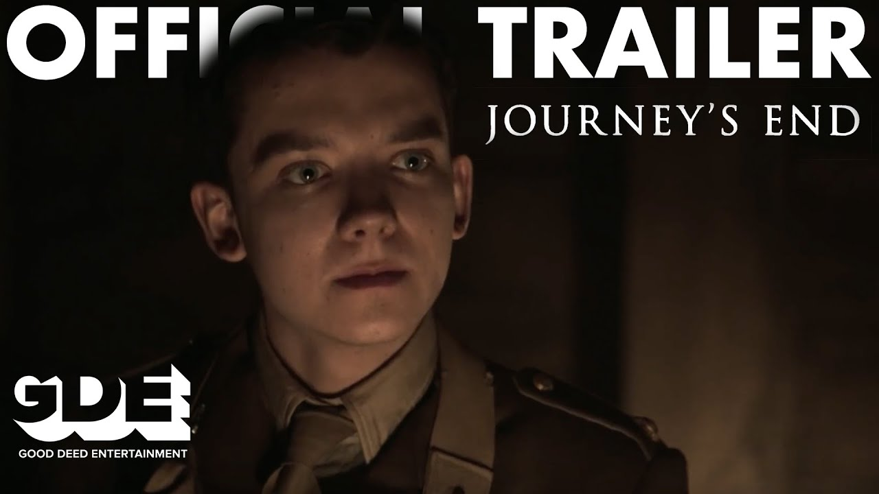 In the Face of Fear Sam Claflin & Asa Butterfield Found Strength in Each Other star in WWI Drama 'Journey's End' (Trailer)