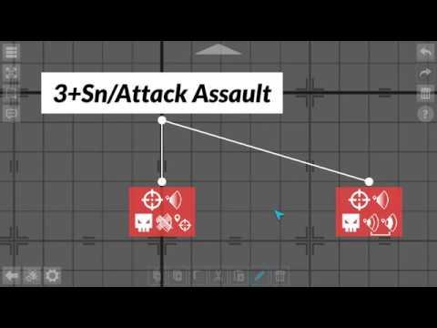 Gladiabots - Grandmaster Level Framework - 5 Cheeky Assaults