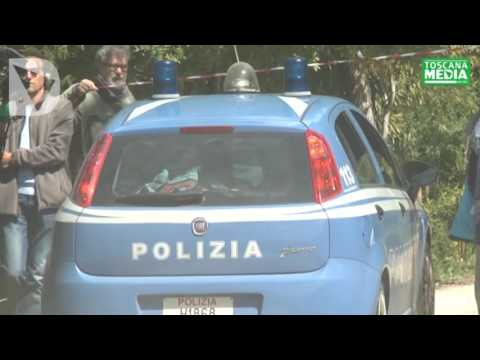 MUORE CARBONIZZATO NELL'INCENDIO DEL SUO FURGONE