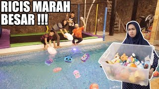 Video PRANK SQUISHY TERBARU RICIS DIBUANG KE KOLAM. MARAH BESAR!!! MP3, 3GP, MP4, WEBM, AVI, FLV April 2019