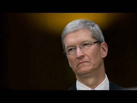 Apple CEO - May 21 (Bloomberg) -- Apple CEO Tim Cook defended his company's use of offshore tax shelters before U.S. senators who castigated the most-valuable technology...