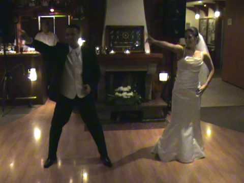 pierwszy taniec [wesele] - nietypowy / funny first wedding dance