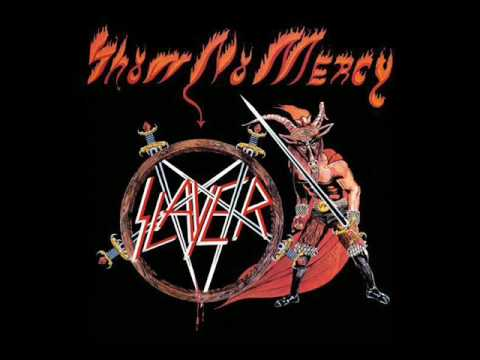 Slayer - Metal Storm/Face The Slayer