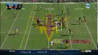 Anthony Barr vs  Arizona State  (2012)