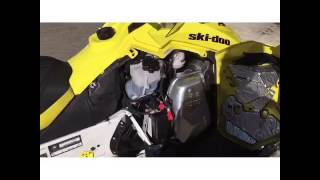4. 2017 Ski-doo MXZ-X 600E-tec first season review