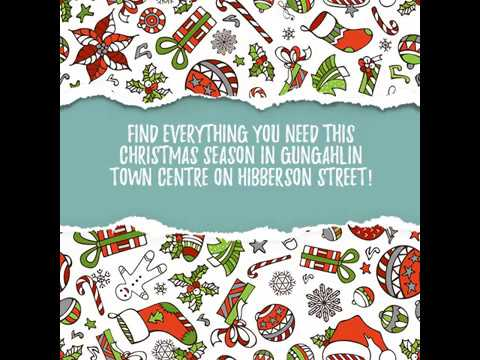 Find Everything You Need this Christmas Season at the Shops on Hibberson Street! video