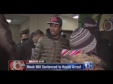 IN CASE YOU MISSED: Meek Get's 90 Days of House Arrest