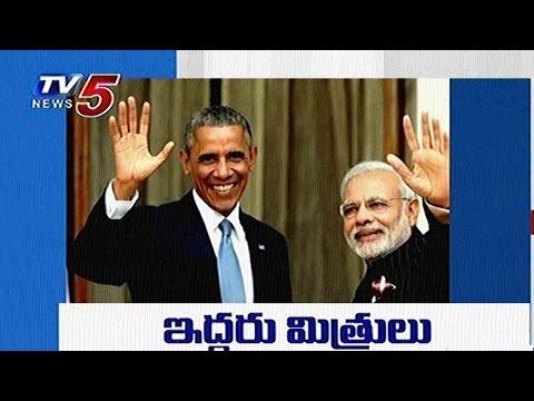 President Obama Invitation To PM Modi On His Last Day Of Presidency