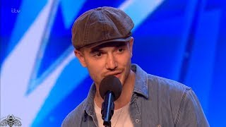 Video Britain's Got Talent 2018 Aleksandar Mileusnic Charming Singer Full Audition S12E04 MP3, 3GP, MP4, WEBM, AVI, FLV Agustus 2018