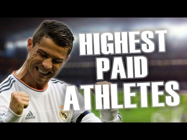 Top 10 Highest Paid Athletes