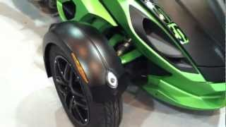 10. 2013 Can-am Spyder RS-S Awesome!