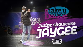 Jaygee – Make U dance judge show