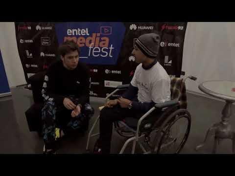 El encuentro de Rubius con un fan que cumplió su deseo de Make a Wish