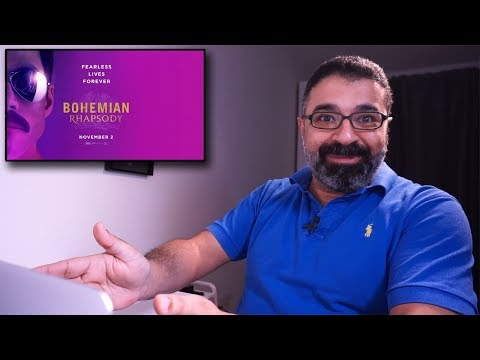 """طريقه مفتوح للأوسكار: """"فيلم جامد"""" يراجع الإعلان التشويقي لـ Bohemian Rhapsody"""