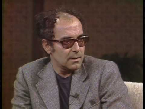 Godard - Interview from 1980 with Dick Cavett and Jean-Luc Godard http://www.lettertojane.com/2010/dick-cavett-interviews-jean-luc-godard.