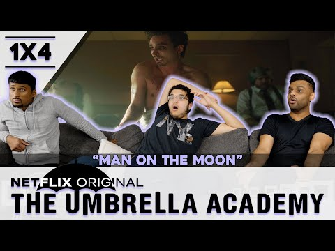 "The Umbrella Academy | 1x4 | ""Man on the Moon"" 