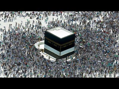 Saudi-Arabien: Weltweit größte Pilgerfahrt Hadsch begin ...