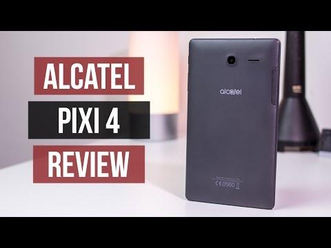 Alcatel Pixi 4 (7) Review   9003X