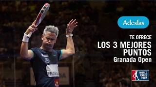 Los 3 mejores puntos masculinos del Granada Open 2017 | WPT
