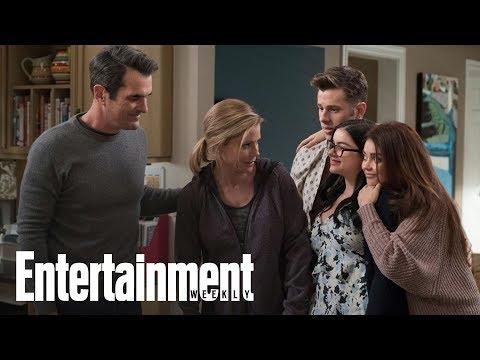 Modern Family Reveals Pregnancy Twist   News Flash   Entertainment Weekly