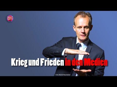 Max Uthoff: Krieg und Frieden in den Medien