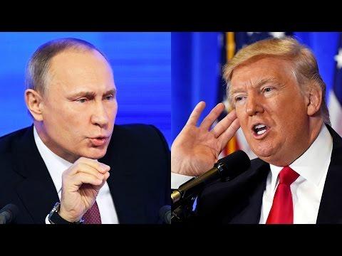 Реакция Путина на удар США по Сирии | НОВОСТИ