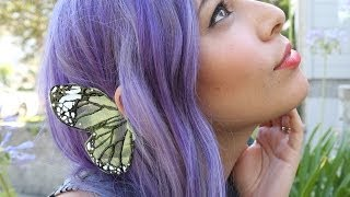 Butterfly Wing Ear Cuff ♥ DIY - YouTube