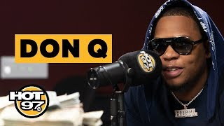 Don Q On Calling Out Nicki Minaj, Tekashi 6ix9ine Battle & Don Season 2
