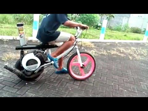 Vespa Bodi Konyol | Vespa Extreme Indonesia #VESPA (eps 36)