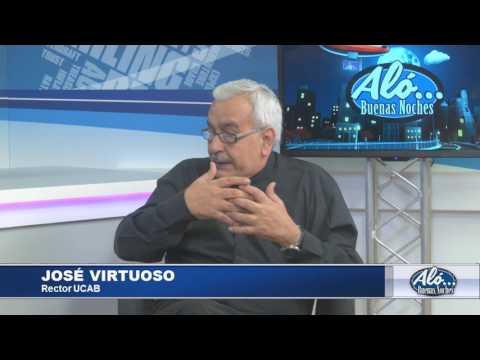 Entrevista a José Virtuoso – Alo Buenas Noches 21-02-2017 Seg. 02