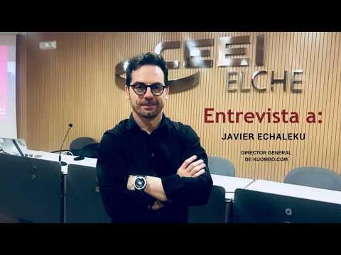 Entrevista a Javier Echaleku, Fundador de Kuombo[;;;][;;;]